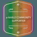 e-NABLE Community Supporter